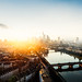 Frankfurt Skyline by pfn.photo