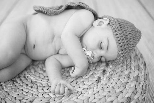 6 meses newborn - Marc