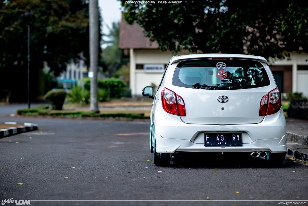 Bayu Toyota Agya