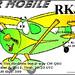 RK3IR DX FB QSL CARD