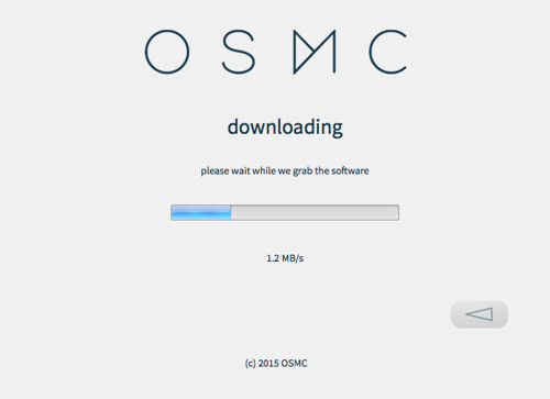 OSMCインストール1