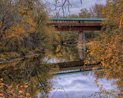 Bridge Of Dreams Reflection