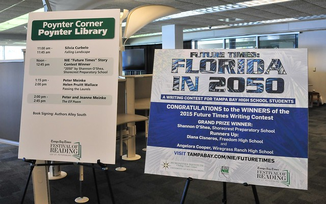 Future Times student writing contest