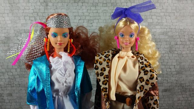 Diva And Barbie