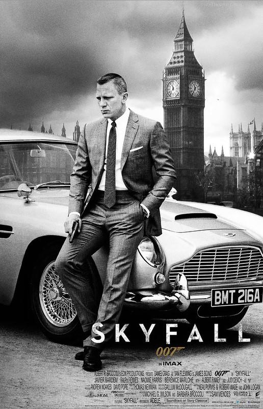 Skyfall - Poster 12