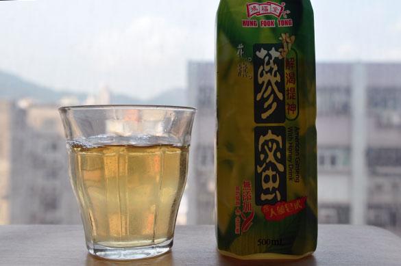 花旗参蜜 - 香港で漢方飲料を飲み比べ