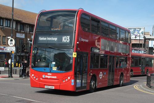 East London 10156 EU62AXV