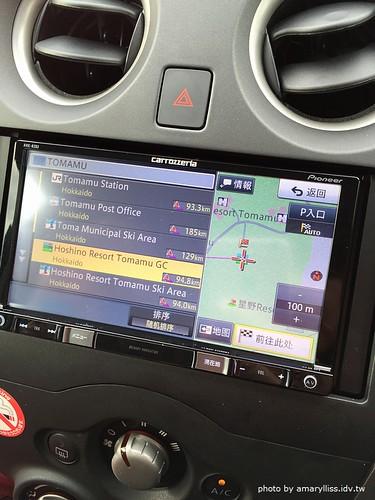 2015日本北海道租車