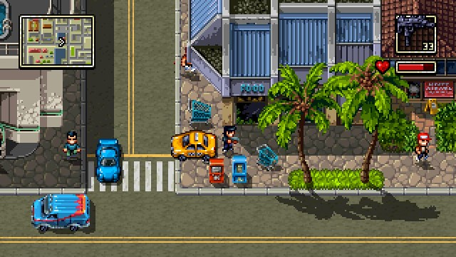 Shakedown Hawaii on PS4 & PS Vita