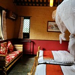 North Hall Twin Room - The Famhouse - Yangshuo Village Inn - Yangshuo China