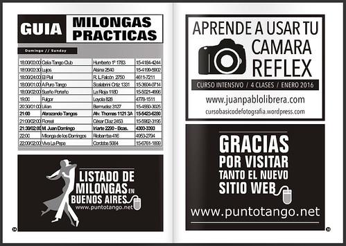 Revista Punto Tango 110 Diciembre 2015-3