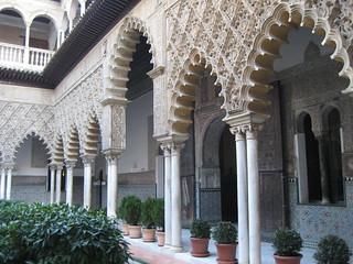 Reales Alcázares de Sevilla.