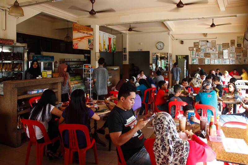 Yik Mun Tanjung Malim Restaurant