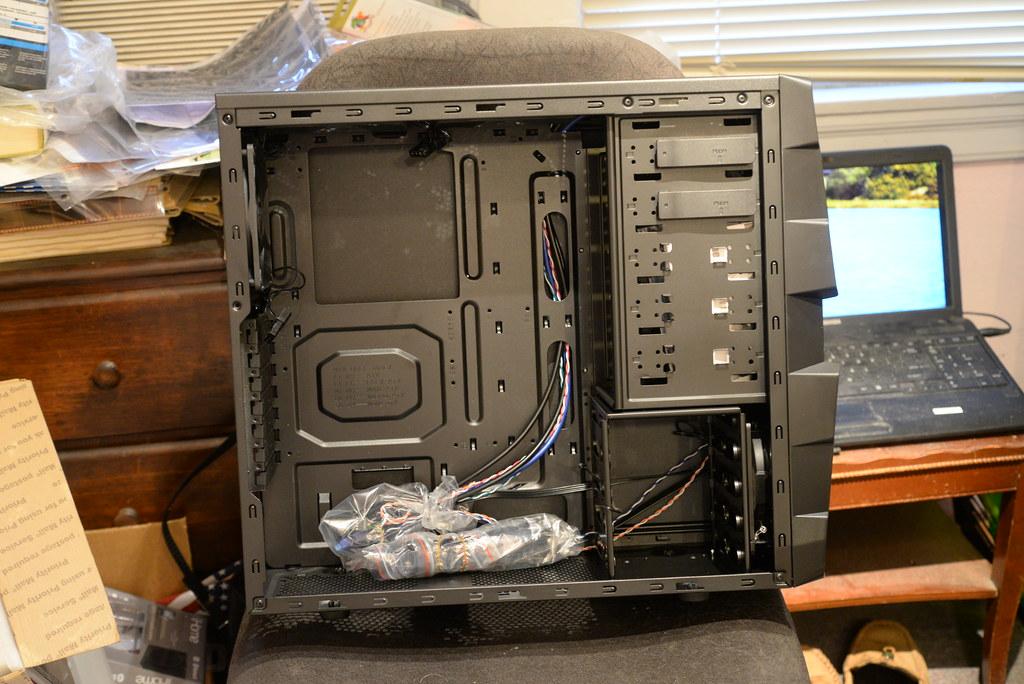 computer case desk