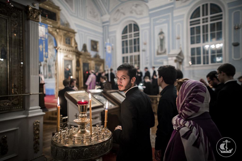 1 октября 2016, Всенощное бдение накануне Недели 15-й по Пятидесятнице / 1 October 2016, Vigil on the eve of the 15th Week after Pentecost