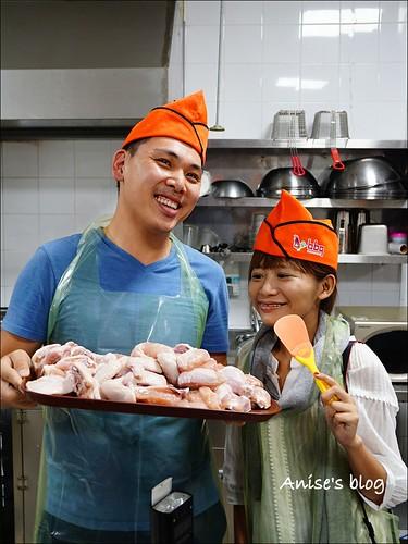 BBQ Chicken 炸雞大學_008