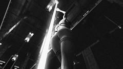 Poledancer BW