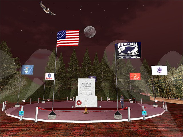 US Military Veterans Military Center - Prayers In the Night