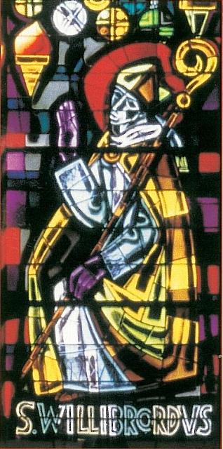 St Willibrord Window