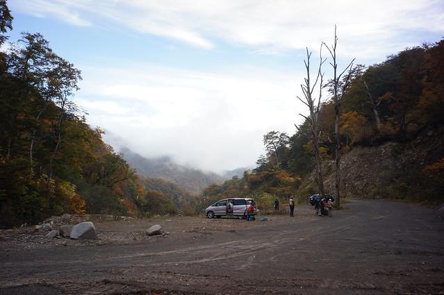 三ツ谷〜小原峠〜赤兎山〜杉峠周回 その1