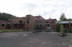 Abandoned rehabilitation centre Aušveita, 23.08.2015.