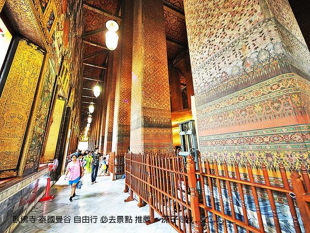 臥佛寺 泰國曼谷 自由行 必去景點 推薦 30