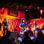 Mon, 17/10/2016 - 5:26am - Seratones broadcast for WFUV Public Radio from Rockwood Music Hall in New York City, October 17, 2016. Hosted by Russ Borris. Photo by Gus Philippas/WFUV