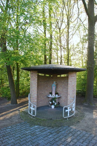 Kapelletje op de begraafplaats