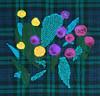 felted flowers by Rosebay 01