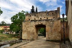 Puerta Sur (Santo Domingo de Silos, Burgos)