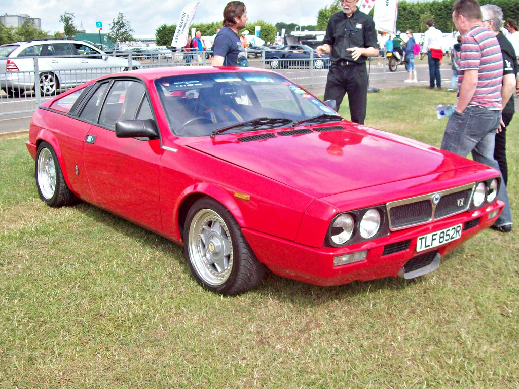 469 lancia beta montecarlo (1st series) (mod) (1977) | flickr