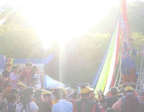 Co-Daegu-Parc Palgongsan-Fête 3 (16)