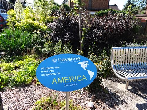 Walk 38 - American Plants - Romford to Upminster Overground
