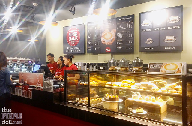 Costa Coffee Eastwood Libis