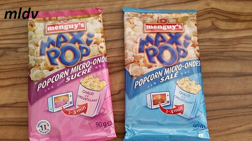pop corn menguy's