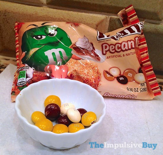 Pecan Pie Milk Chocolate M&M's 3