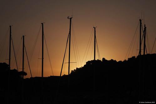 Talamone Sunset