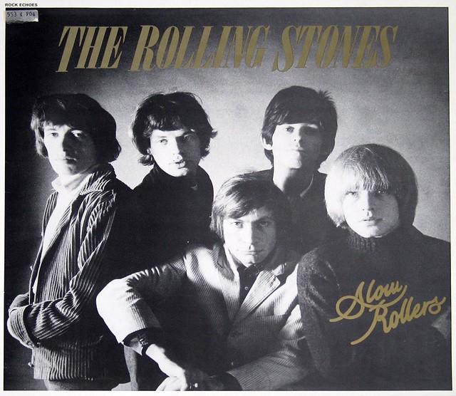 """ROLLING STONES SLOW ROLLERS BALLADS CON LE MIE 12"""" VInyl LP"""