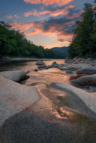 travel sunset usa nature rock stone america river landscape outdoors nikon newengland newhampshire whitemountains pemigewasset nationalforest leslie taylor granite 自然 旅行 アメリカ d610 1635mm ニューイングランド ニューハンプシャー lestaylorphoto