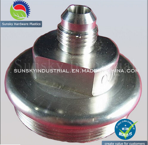 CNC Machined Part for Machinery (ST13025)