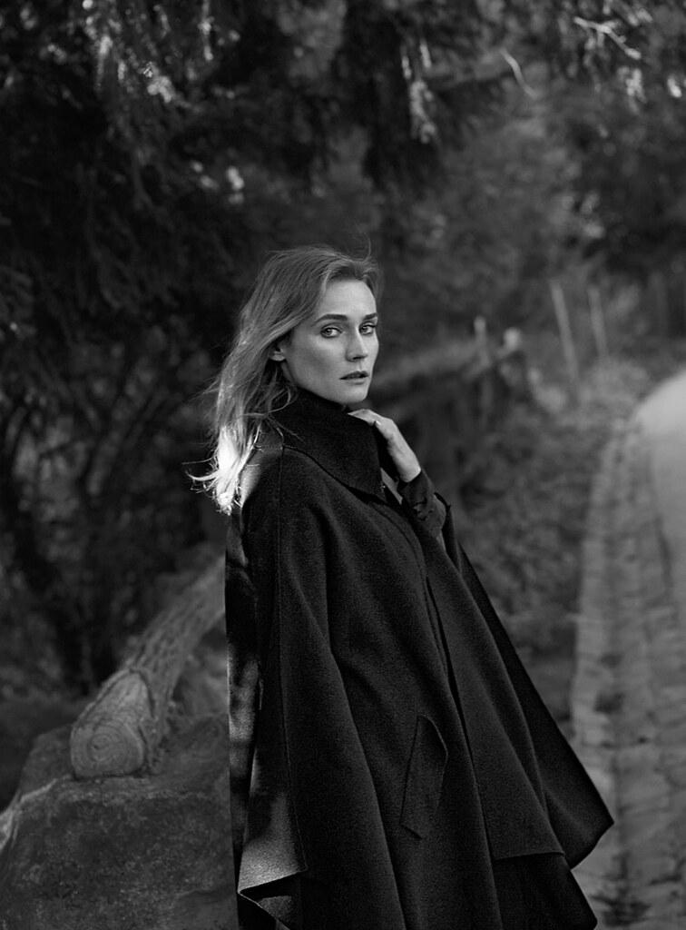 Диана Крюгер — Фотосессия для «Vanity Fair» FR 2015 – 5