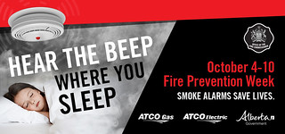 2015 Fire Prevention Week - Hear the Beep