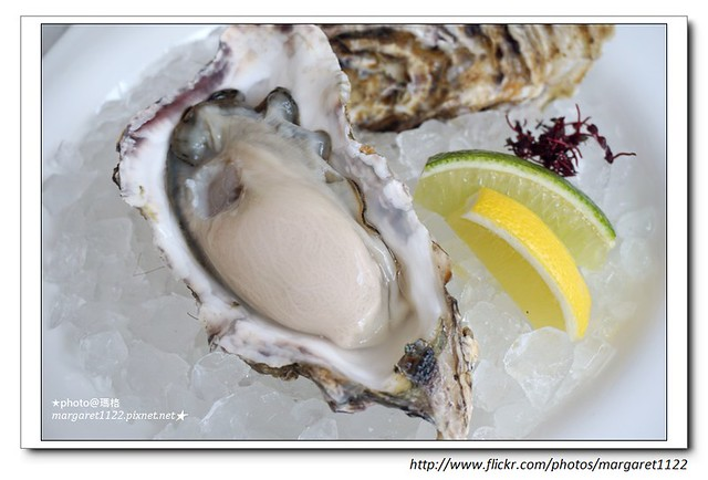 【台北】民生社區。富錦樹生蠔吧Oyster bar by Fujintree