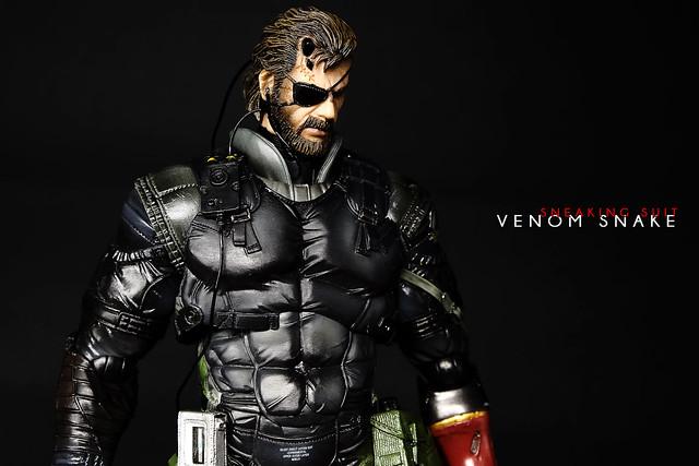 Venom Snake :: sneaking suit