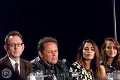 Michael Emerson, Kevin Chapman, Sarah Shahi, and Amy Acker
