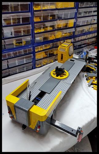 Liebherr LTC 1045 Project