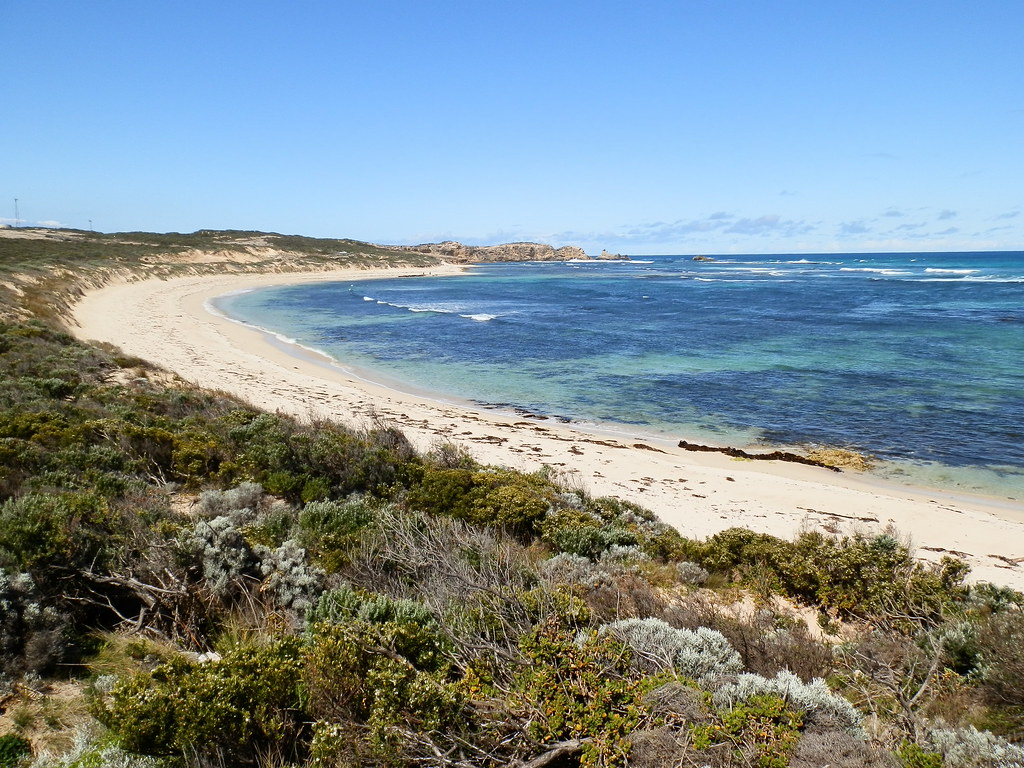 Beach near Finger Point, Port MacDonnell, Limestone Coast Attractions