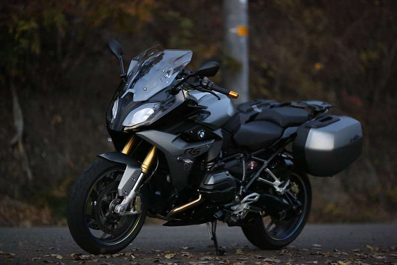 BMW R1200RS 20151106