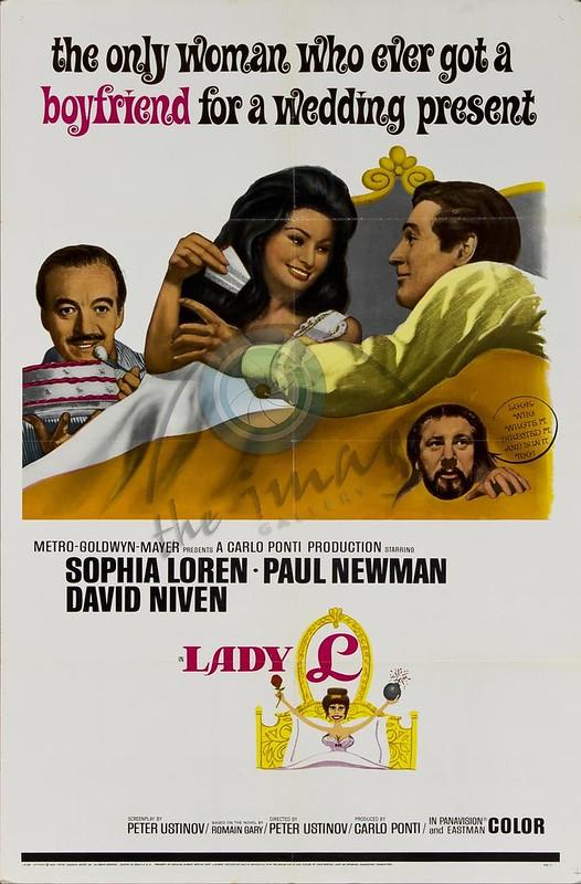 Lady L - Poster 3