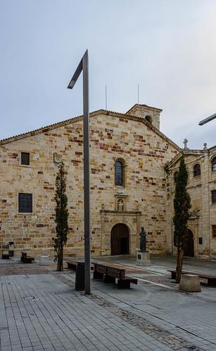 Zamora. Iglesia de San Andrés